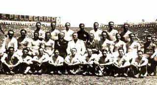 Gli azzurri scelti da Vittorio Pozzo per i Mondiali del 1934