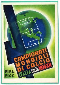 Primo mondiale di Calcio della nazionale italiana - 10 giugno 1934
