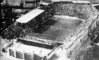 Roma, Stadio Nazionale del PNF, 48.000 spettatori