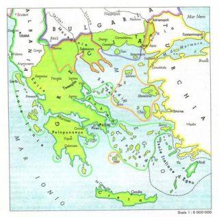 La Grecia si arrende - 3 maggio 1941