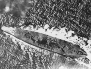 Ritrovata la Musashi, la più grande corazzata della storia