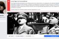 Oscurata la pagina facebook di Benito Mussolini