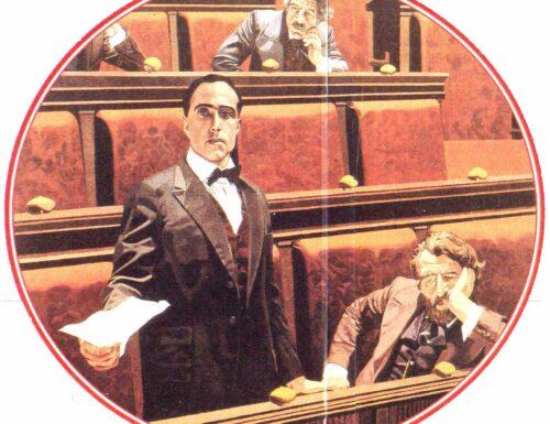 Discorso del Deputato Matteotti – XXX V MCMXXIV